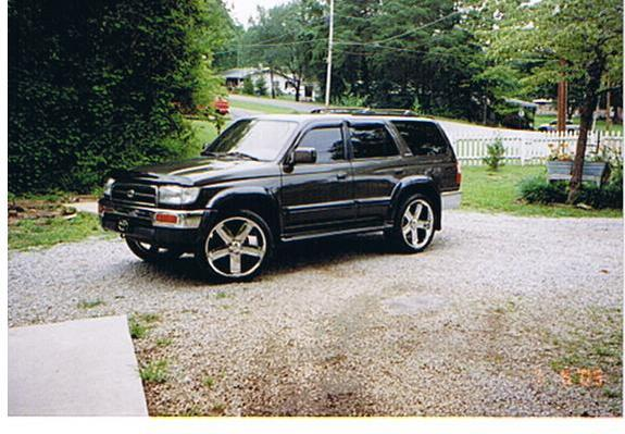 magin10 1998 toyota 4runner specs photos modification. Black Bedroom Furniture Sets. Home Design Ideas