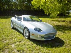 garnett21nys 2003 Aston Martin DB7