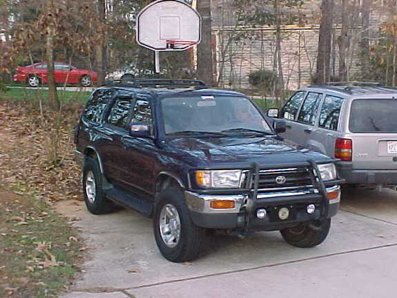 wballen 79 1998 toyota 4runner specs photos modification. Black Bedroom Furniture Sets. Home Design Ideas
