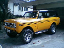 2070672 1978 International Scout II