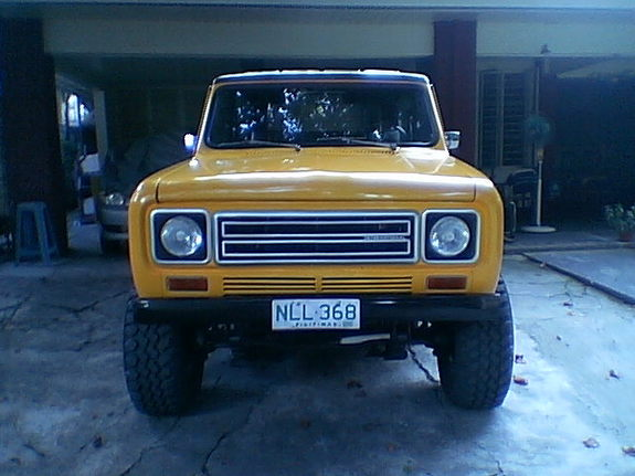 Another richlaw 1978 International Scout II post... - 6649876