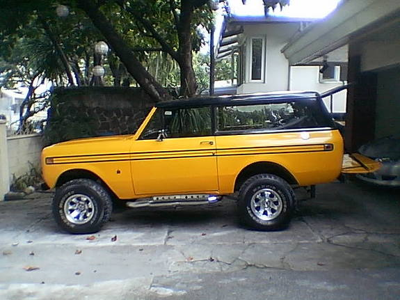 Another richlaw 1978 International Scout II post... - 6649885