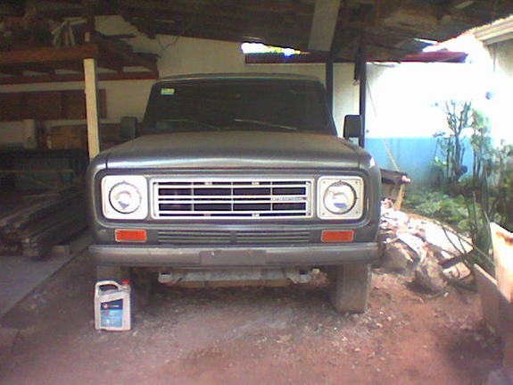Another richlaw 1978 International Scout II post... - 6649886