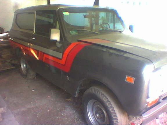 Another richlaw 1978 International Scout II post... - 6649887