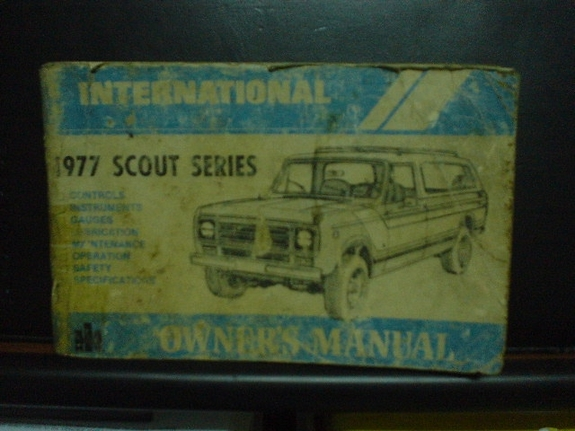 Another richlaw 1978 International Scout II post... - 6649888