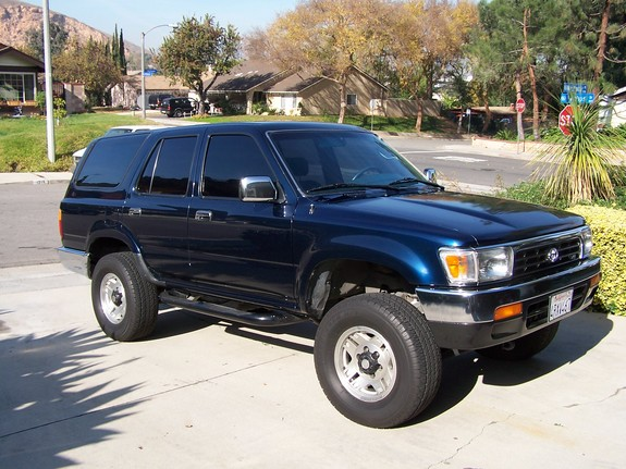 bmrbob 1995 toyota 4runner specs photos modification info at cardomain cardomain