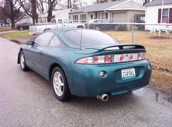 Another chaus10 1999 Mitsubishi Eclipse post... - 6649863