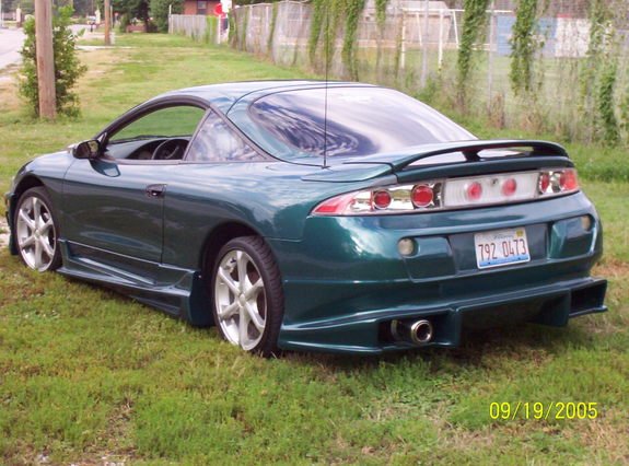 Another chaus10 1999 Mitsubishi Eclipse post... - 6649871