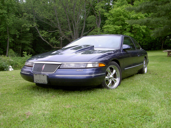 z90sc 1994 lincoln mark viii specs photos modification. Black Bedroom Furniture Sets. Home Design Ideas