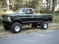 69highboy 1969 Ford F150 Regular Cab