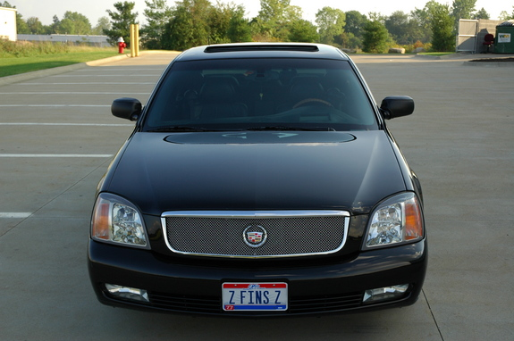Spray paint my grille? [Archive] - Cadillac forums : Cadillac Owners