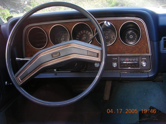 Pirog89 1976 Mercury Montego Specs Photos Modification