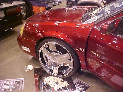 Another dead_end_texas 2004 Cadillac DeVille post... - 6652116