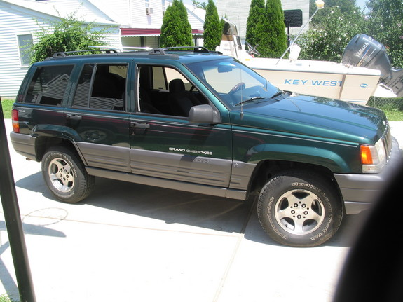 Dreamin1988 S 1997 Jeep Grand Cherokee In Trenton Nj