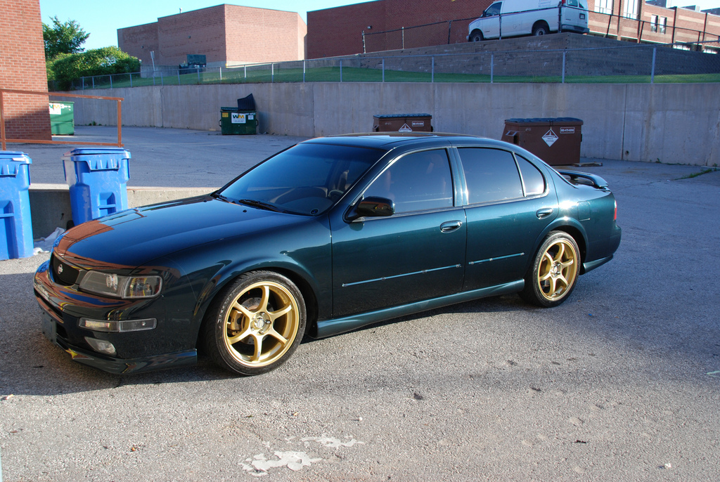 Another TLMNICK 1995 Nissan Maxima post... - 6653362