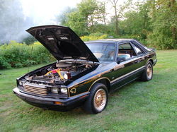 cbm72bbfs 1981 Mercury Capri
