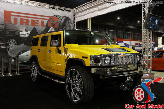 Another eyceburg11 2003 Hummer H2 post... - 6655152