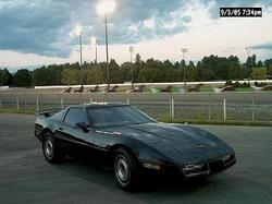 85C4fanatic 1985 Chevrolet Corvette