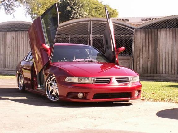 NiceandLow 2003 Mitsubishi Galant Specs Photos Modification