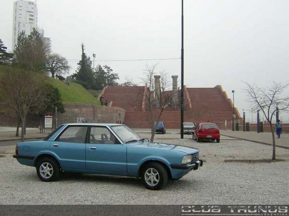 Another Cohetito 1982 Ford Taunus post... - 6662451