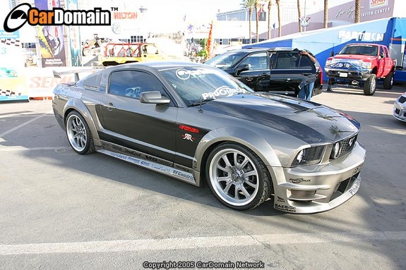 Another AMPreRunner 2005 Ford Mustang post... - 6660399