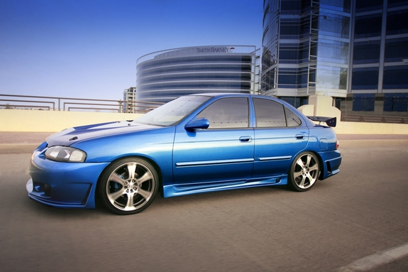 WannaSpecV 2002 Nissan Sentra Specs, Photos, Modification ...