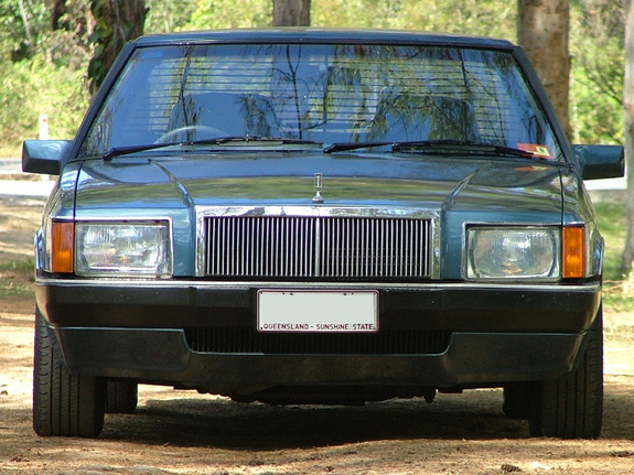 seano14 1984 Ford LTD