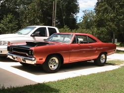 FLORIDABIRDs 1970 Plymouth Roadrunner