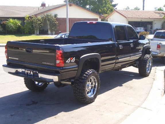 03 gamma ls 2005 chevrolet silverado 1500 regular cab. Black Bedroom Furniture Sets. Home Design Ideas