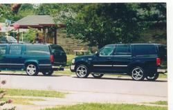 melly 1997 Ford Expedition