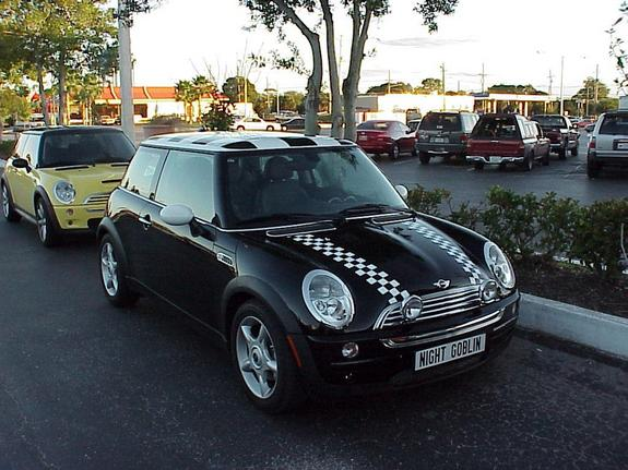 Another Xanthus 2003 MINI Cooper post... - 6803370