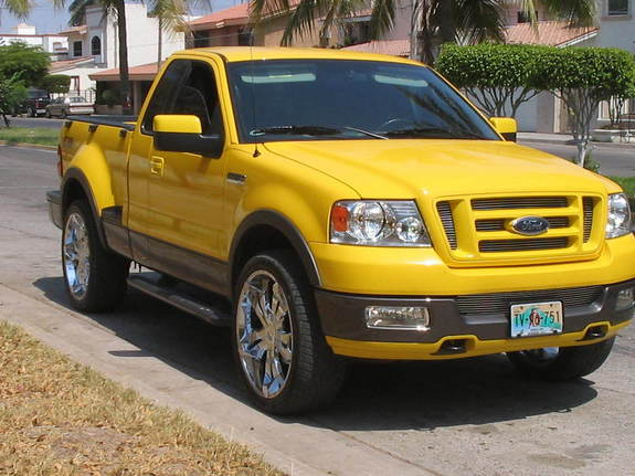 jorge castro 2004 ford f150 regular cab specs photos. Black Bedroom Furniture Sets. Home Design Ideas