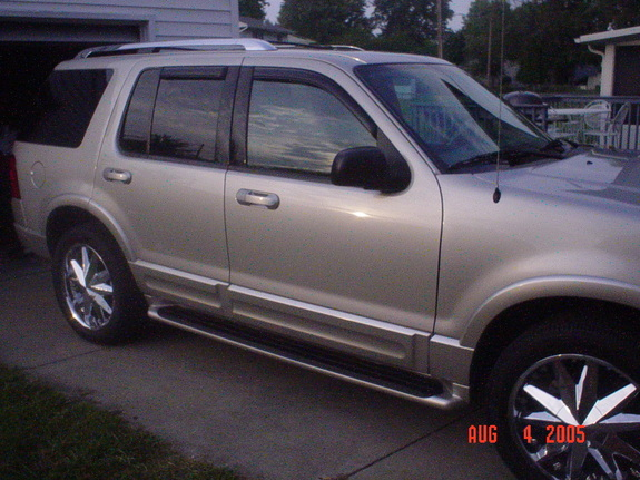 Another TheBrownHornet 2003 Ford Explorer post... - 6663237
