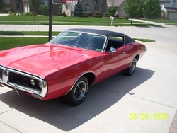 MikeMcDermotts 1971 Dodge Charger