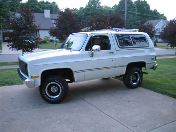 Another Pow06er 1988 Chevrolet Blazer Post 4820399 By