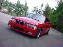 Terrys95m3s 1995 BMW M3