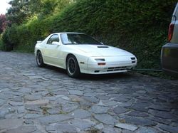 Muffets 1986 Mazda RX-7