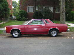 2koolman 1977 Ford Granada