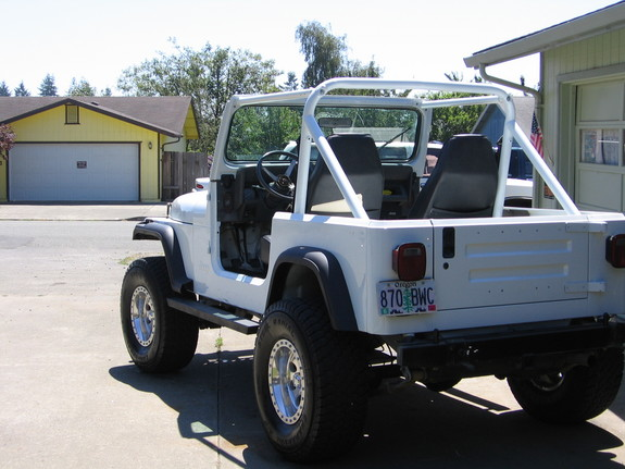 Another jelly-21176 1989 Jeep Wrangler post... - 6669227