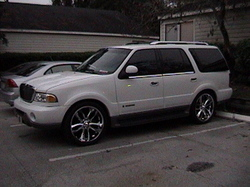 bamaboy4trills 2001 Lincoln Navigator
