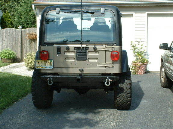 Another nationaldefect 2003 Jeep TJ post... - 6670798