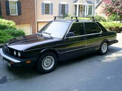 Jpf004s 1983 BMW 5 Series