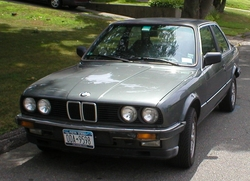 rem83s 1985 BMW 3 Series