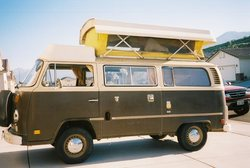 AMC_Guy2 1978 Volkswagen Bus