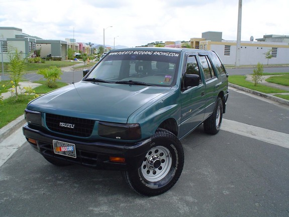 Another enndy 1995 Isuzu Rodeo post... - 6674464