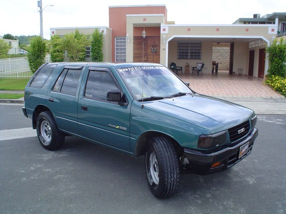 Another enndy 1995 Isuzu Rodeo post... - 6674467