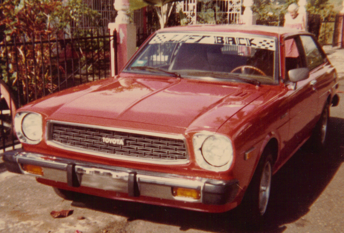 Another enndy 1979 Toyota Corolla post... - 6674386