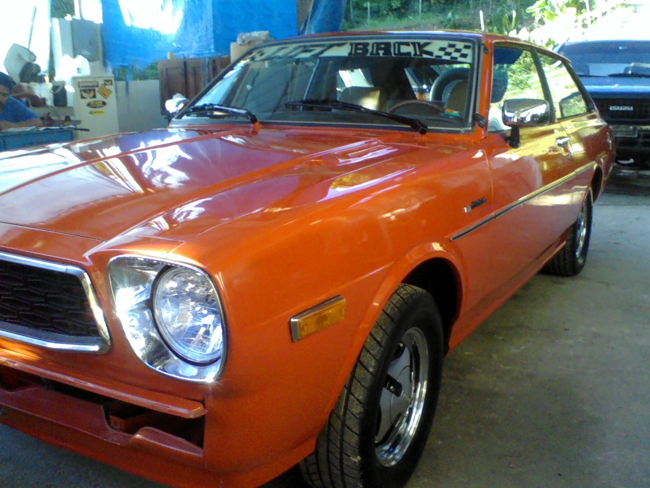Another enndy 1979 Toyota Corolla post... - 6674432