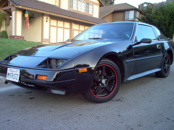 brokendave 1986 nissan 300zx specs photos modification. Black Bedroom Furniture Sets. Home Design Ideas