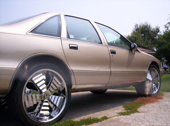 Gully Mcdaniels S 1994 Chevrolet Caprice In Madisonville Ky